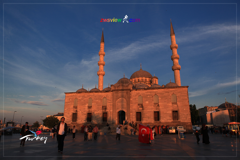 历史名城伊斯坦布尔3