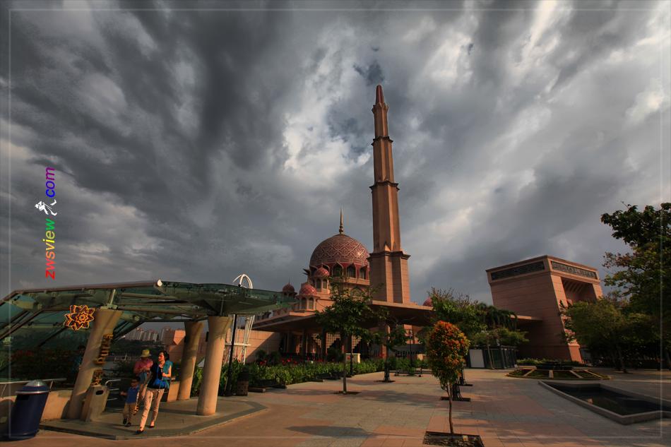 布城粉红清真寺