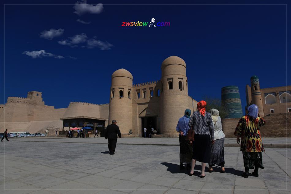 在乌兹别克斯坦旅行的几个提示