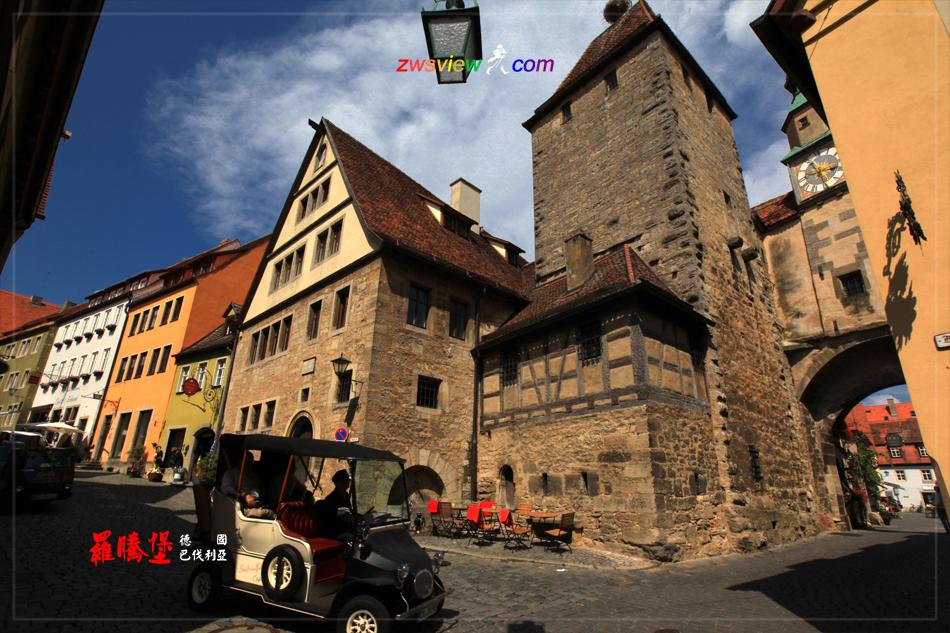 罗腾堡站在历史与浪漫的十字路口3