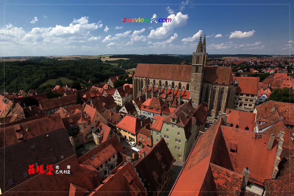 罗腾堡站在历史与浪漫的十字路口5