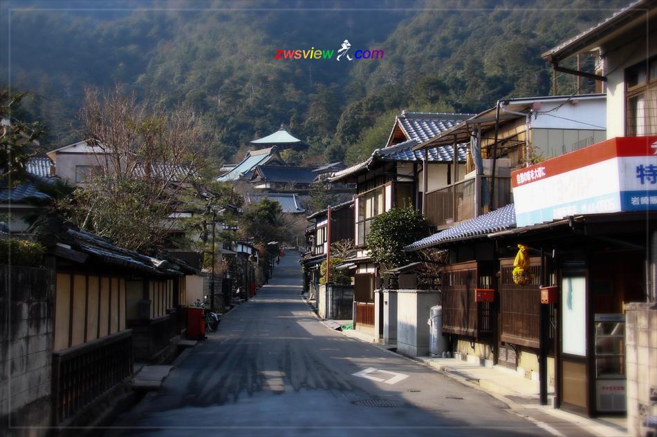 日本的中国、山阴和山阳
