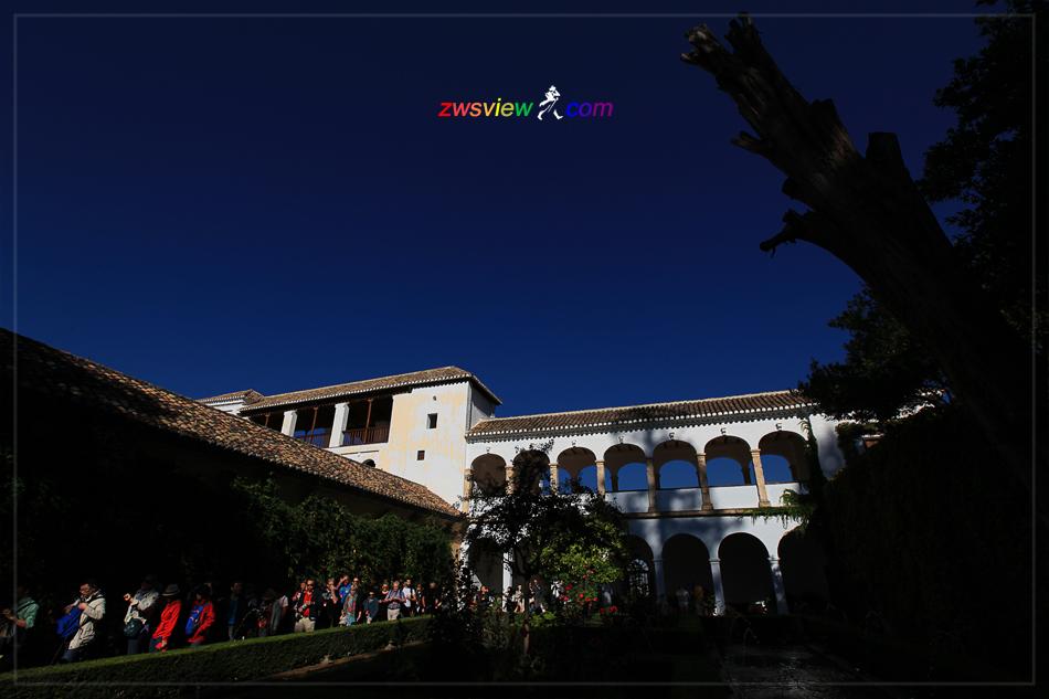 阿尔罕布拉宫的回忆2