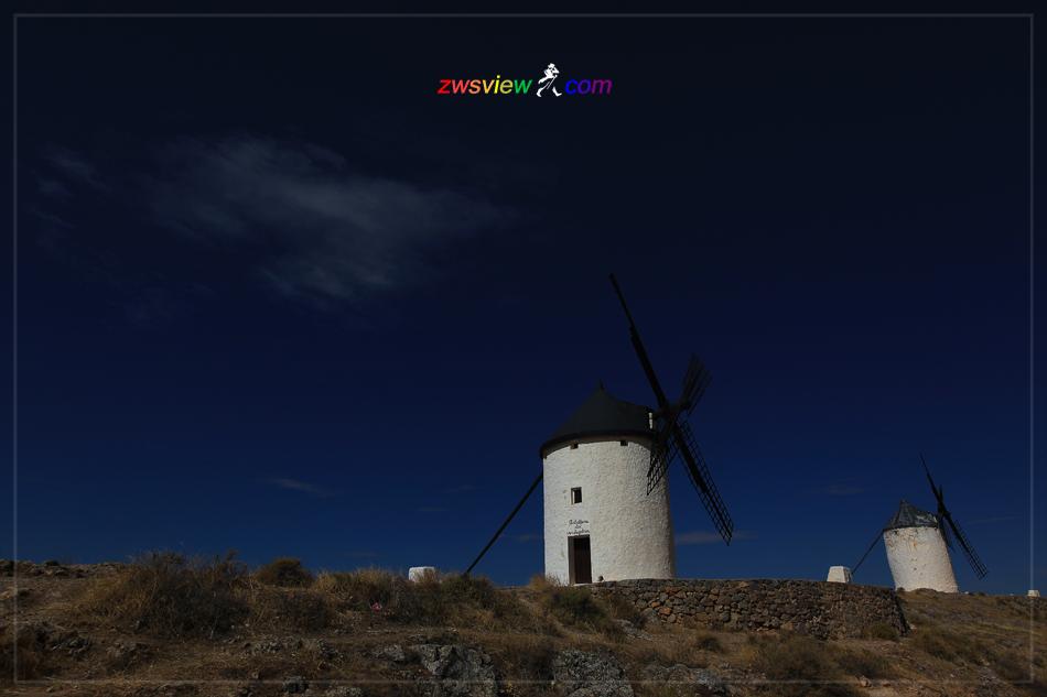 安达卢西亚浓缩的西班牙 7