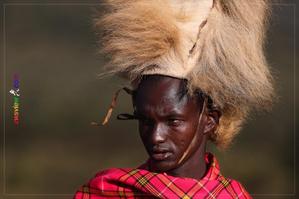 东非草原真正的王者:马赛人2