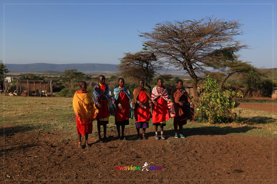 东非草原真正的王者:马赛人3