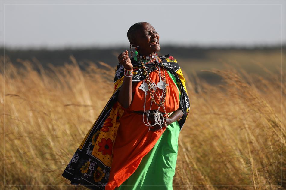 东非草原真正的王者:马赛人8