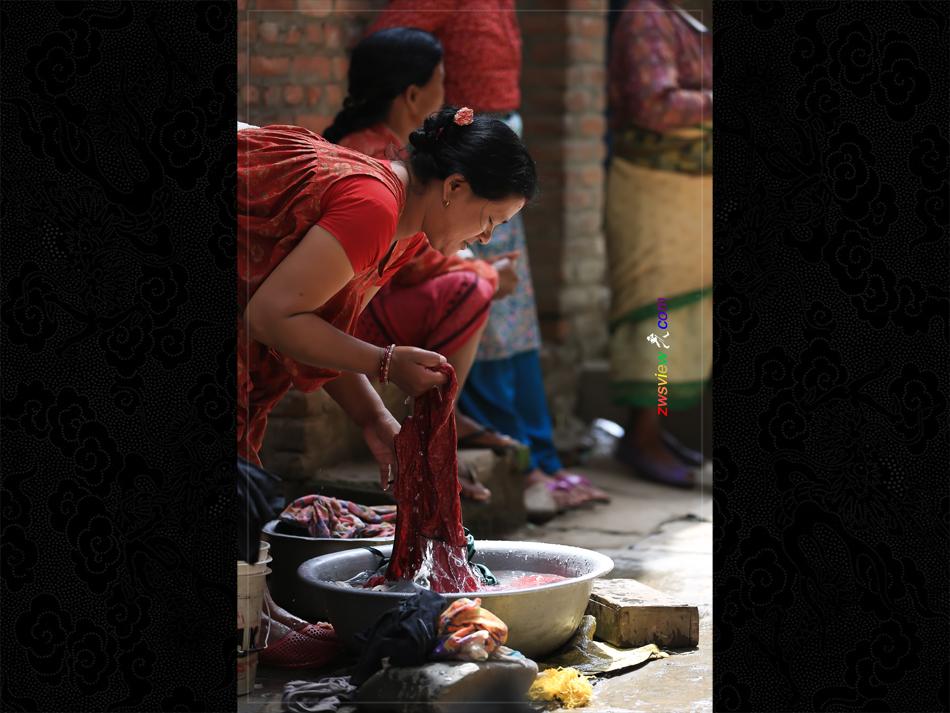 尼泊尔的女性地位