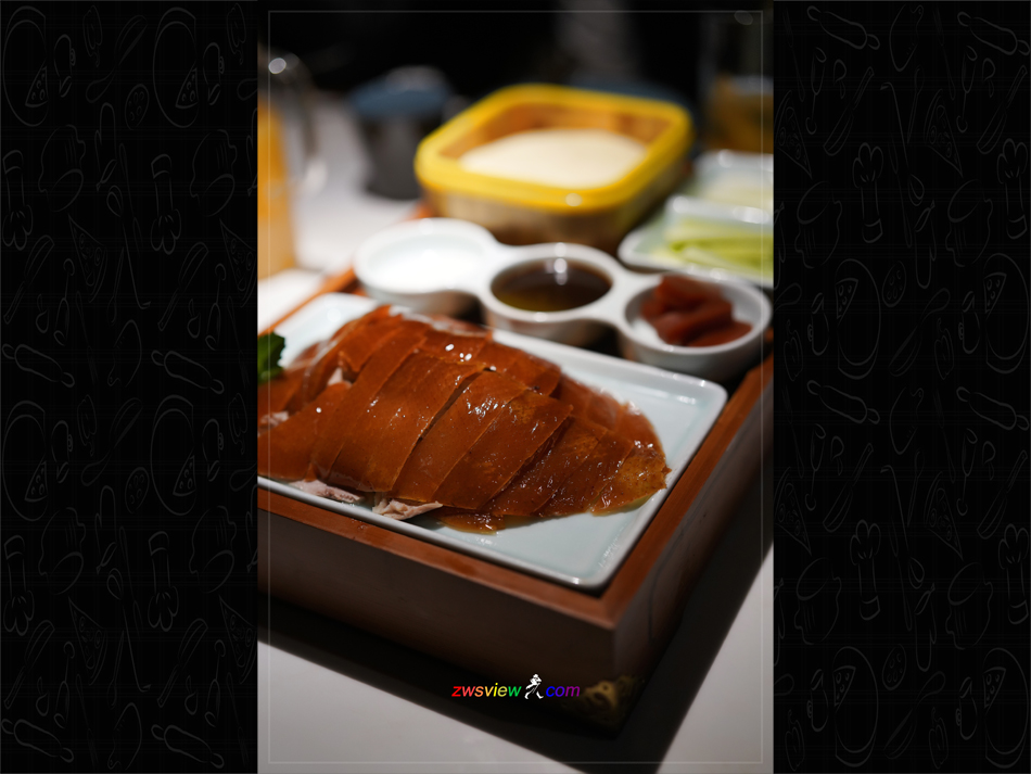 北京烤鸭和广式烤鸭
